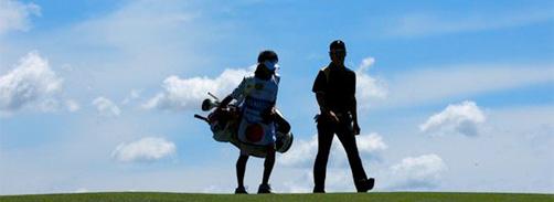 caddie-and-golfer